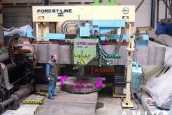 Forest Line Vegamill TA 323 Ø 3240 x H 1350 mm