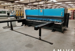 HACO PSX 4100 x 6 mm CNC