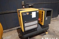 Kaeser SX4 + dryer screwcompressor