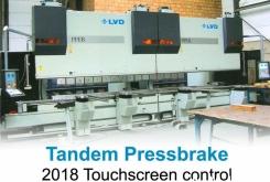 LVD 350 ton x 8100 mm CNC
