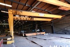 ADC 12 ton x 14 605 mm semi-portal