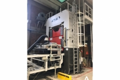 HACO 100 ton CNC