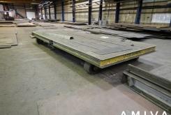 Loading cart 5500 x 2500 mm