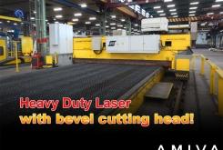 ESAB Trumpf Heavy Duty bevelcut laser 24 x 6,3 meter